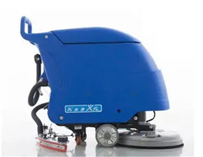 All-electric Manually-steered Floor Scrubber X5D