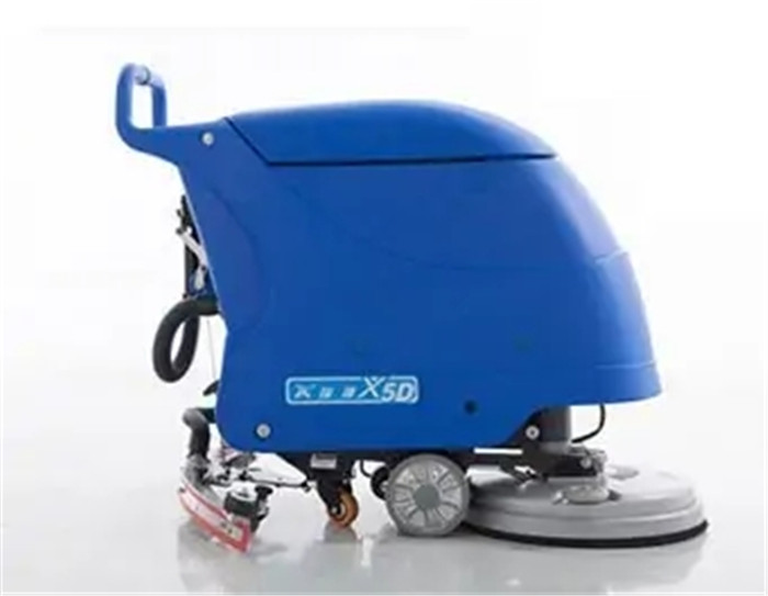 All-electric Manually-steered Floor Scrubber X5
