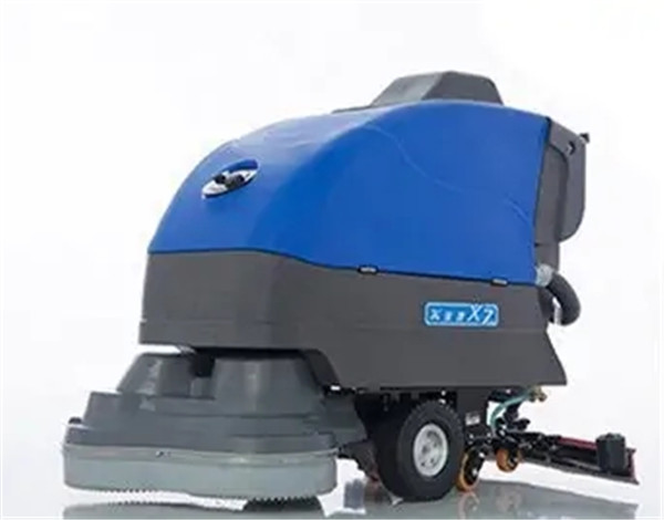 All-electric Automatic Floor Scrubber X7
