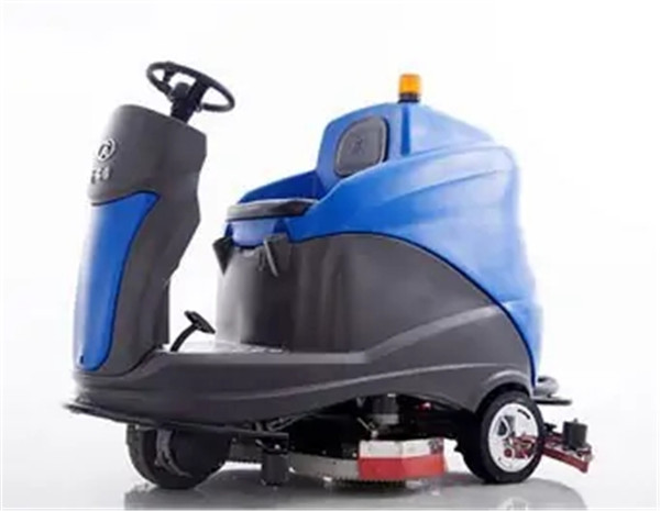 All-electric Manually-steered Floor Scrubber X9